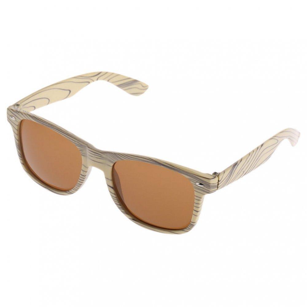 Тъмни слънчеви очила светло кафяви
