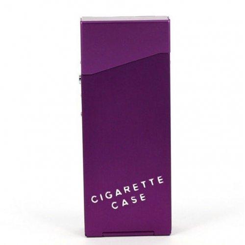 Тънка елегантна кутия за слим цигари