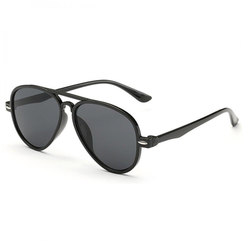 Универсални слънчеви черни детски очила