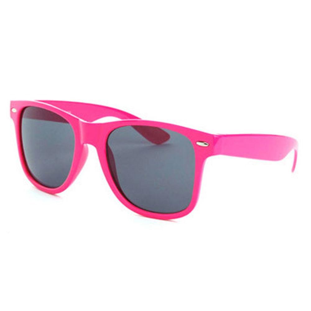 Универсални слънчеви очила с розови рамки