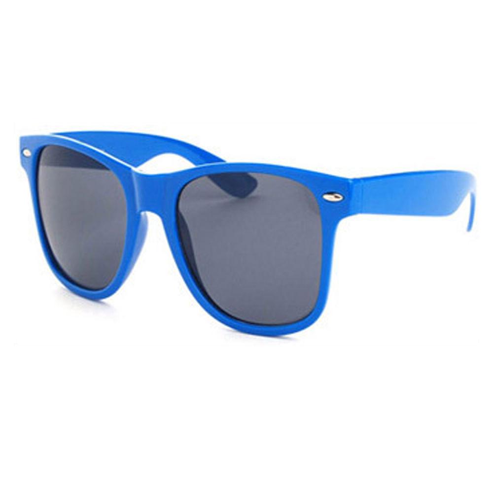 Универсални слънчеви очила с тъмно сини рамки