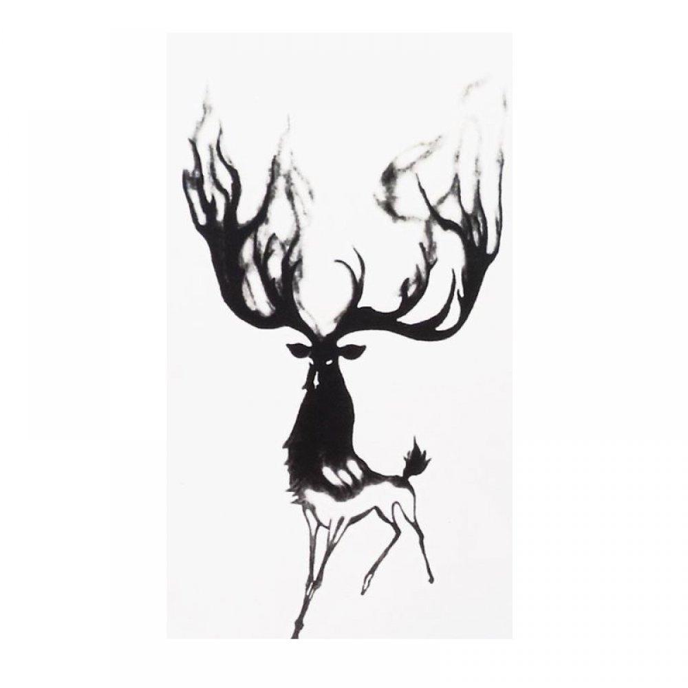 Ваденка татуировка елен