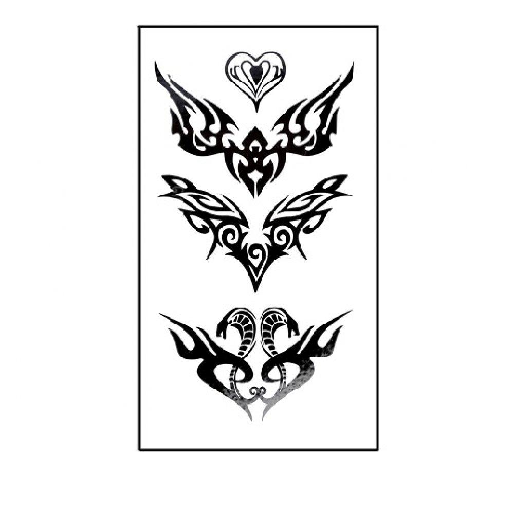 Временна татуировка за рамо